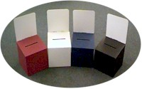 Large Counter Boxes - Colors